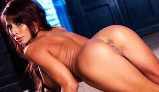 La più bella ragazza nuda del mondo.